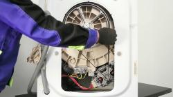 Как заменить ремень в стиральной машине?