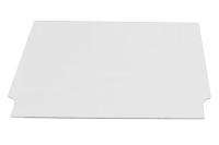 Стекло внутреннее для духовки Leran EO1227-1228, 539x429мм (с выемками)