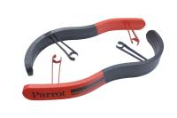 Комплект из двух бамперов цвет красный/черный (PF070077AA) Parrot Bebop Drone- EPP Bumpers red