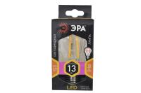 Лампа светодиодная Эра F-LED A60-13w-827-E27