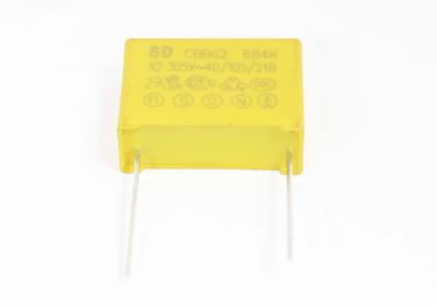 CAP  0.68mkF 305V 20% (474) MKP-X2 полипропиленовый конденсатор