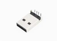 "Разъем USB 2.0 A ""шт"" на корпус (USBA-17)"