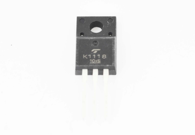2SK1118 (600V 6A 45W N-Channel MOSFET) TO220F Транзистор