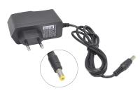 Блок питания 220V/ 9V 1,5A Manwell W090V015_D (5.5x2.1) импульсный (адаптер)