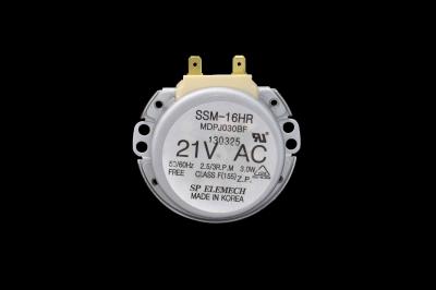 SSM-16HR (MDPJ030BF) (21V; 3W; 2.5/3 об.мин) Двигатель поддона СВЧ