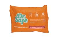 12087 DR.Safe салфетки для рук антибактериальные (ромашка)