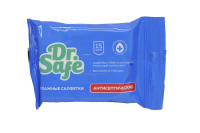12090 DR.Safe салфетки для рук антисептические (без запаха)