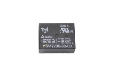 TRV-12VDC-SC-CD Катушка 12V, одна группа, 16А 22.0х12.0х16.0 РЕЛЕ