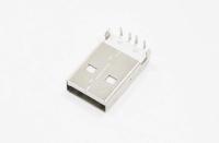 "Разъем USB 2.0 A ""шт"" на корпус (USBA-1M)"