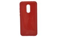 "Накл. силикон глянец Re:Case ""Sparkle"" XIA RedMi Note5 красный"