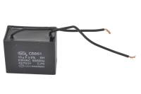 CBB61  10.0mkF 630v (гибкие выводы) полипропиленовый конденсатор