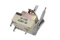Термостат капиллярный TR-127 30-110°C 250V 16A 3-pin (шток H-25мм длина трубки - 0.7м)
