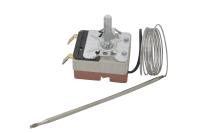 Термостат капиллярный TR-133 0-110°C 250V 16A 2-pin (шток H-25мм длина трубки - 0.9м)