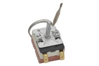 Термостат капиллярный TR-134 50-300°C 250V 16A 2-pin (шток H-25мм длина трубки - 0.7м)