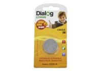 Dialog CR2025-1BL батарейка