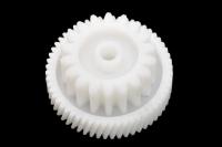PLR025 Шестерня редуктора мясорубки Polaris р-р d=34.5мм/47мм