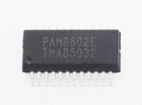 PAM8602E Микросхема