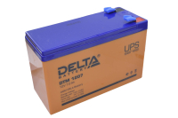 Аккумулятор DTM1207 Delta (12V 7.2A)