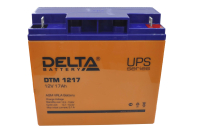 Аккумулятор DTM1217 Delta (12V 17A)