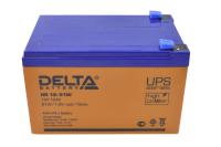 Аккумулятор HR12-51W Delta (12V 12A)