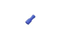 """Клемма плоская """"гн"""" 6.3mm синяя FDFD5.5-250"""