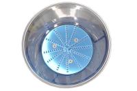 SV002 Фильтр-сито к соковыжималке основание D=6,7см, D фильтра 14,3см