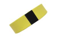 50289 Фитнес трекер Lime 102 yellow (шагомер, подсчет калорий, часы, будильник, желтый ремешок)