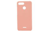 Чехол Silicon-SoftTouch Cover XIA RedMi 6 розовый