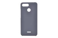 Чехол Silicon-SoftTouch Cover XIA RedMi 6 черный