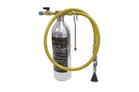 00-00001839 WK-1511 Устройство  для очистки каппилярки, конденсатора и холодильной системы (без манометра)