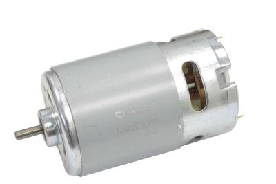 Двигатель на аккумуляторный шуруповерт 12В (D вала-3mm D корпуса 37.5mm) A0317