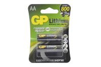 GP FR6-2BL Lithium (AA) батарейка (штука)