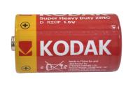 Kodak R20-2S Extra батарейка