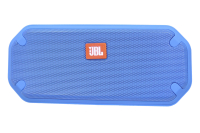 17312 Колонка беспроводная JBL E6+ microSD+USB+microUSB+Bluetooth+Power bank 6000mAh, синяя