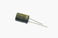 220mkF  50v 105C Jamicon WL (комп.) конденсатор