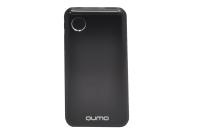 24512 Портативное зарядное устройство Qumo PowerAid T10000mA black, металл