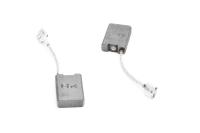 1607014171 Комплект угольных щеток для УШМ Bosch GWS 20-230H, GWS 20-230JH, 22x16x6,3, проводок, клемма-мама