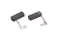 1617000525 Комплект угольных щеток для дрелей и перфораторов Bosch A96, 19x8x5, проводок, клемма-мама