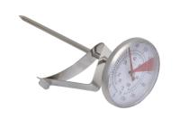 XT-J-10 Термометр пищевой от 10* до 110*  (металл)
