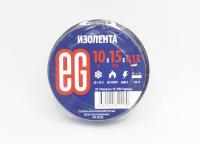 11672 Изолента Еврогарант 15mm х 10м черная