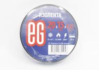 11676 Изолента Еврогарант 15mm х 20м черная