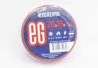 11686 Изолента Еврогарант 19mm х 20м красная