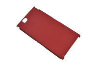 170406 Чехол-накладка Elecom 12339 (красный)