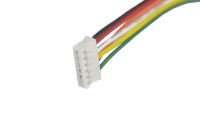 Разъем JST-XH 6-pin с кабелем 0,15м AWG26