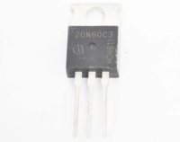 SPP20N60C3 (650V 20.7A 208W N-Channel MOSFET) TO220 Транзистор