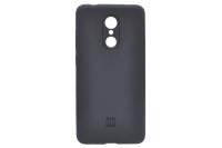 17004 Чехол Silicone case для Xiaomi Redmi 5, черный