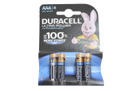 Duracell LR03-4BL Ultra Power (AAA) батарейка
