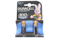 Duracell LR6-2BL Ultra Power (AA) батарейка (1 шт.)