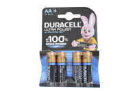 Duracell LR6-4BL Ultra Power (AA) батарейка