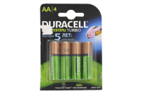 Duracell HR6-4BL 2500mA (AA) Аккумулятор (1 шт.)